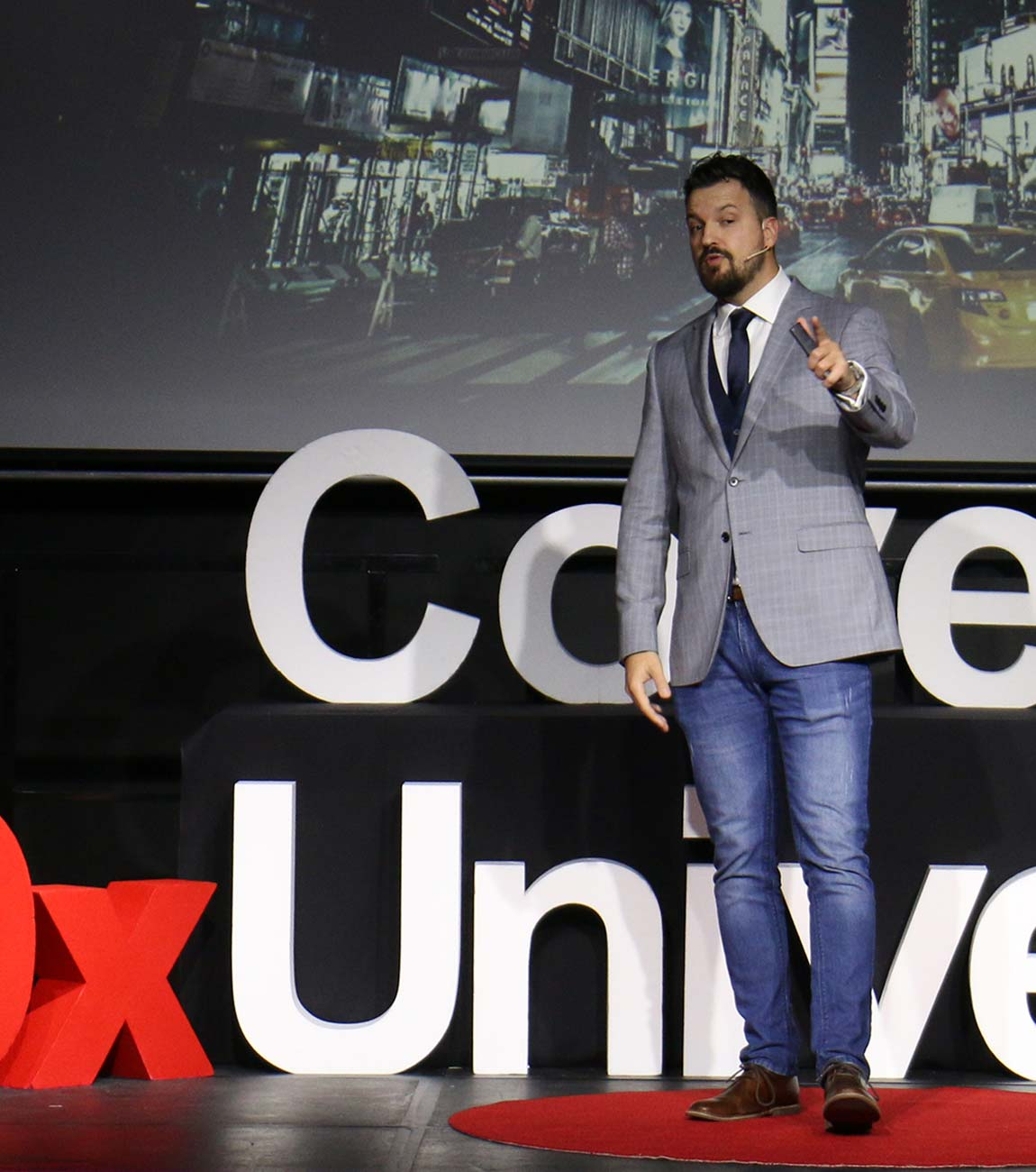 Mark Asquith - TEDx Speaker
