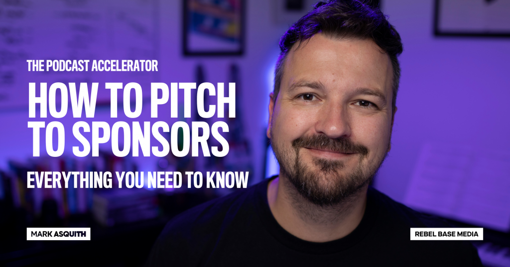 How To Pitch To Sponsors: Everything You Need To Know