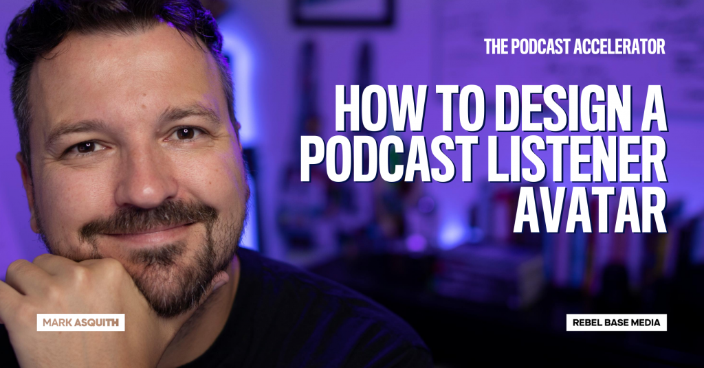 How to Design a Podcast Listener Avatar
